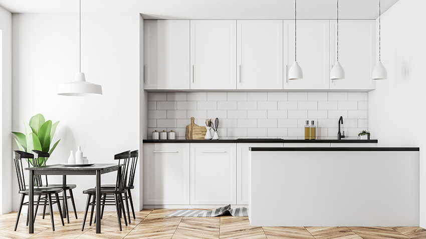 Four-Tips-To-Maximize-The-Space-Of-Your-Condo-kitchen-cabinets