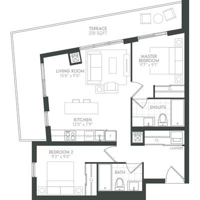 Abbington Floor Plan