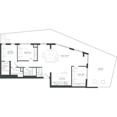Aberdeen Floor Plan