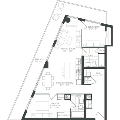 Castlehill Floor Plan