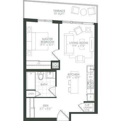 Ellington Floor Plan