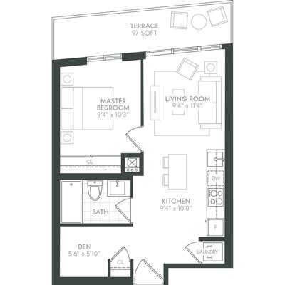 Elmwood Floor Plan