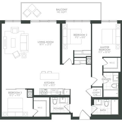 Grandview Floor Plan