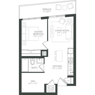 Greenhill Floor Plan