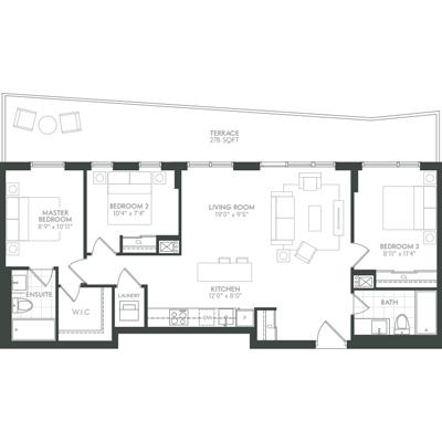 Harbourview Floor Plan