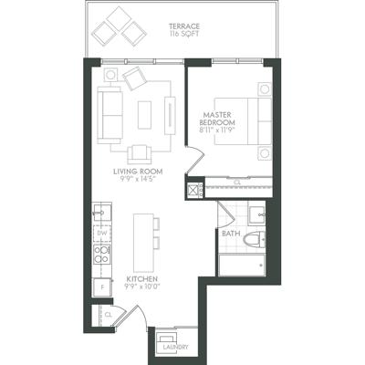 Parkdale Floor Plan