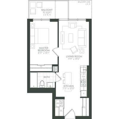Victoria Floor Plan