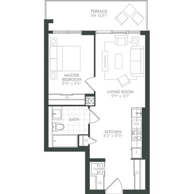 Waverly Floor Plan