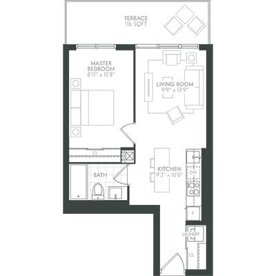Queenston Floor Plan