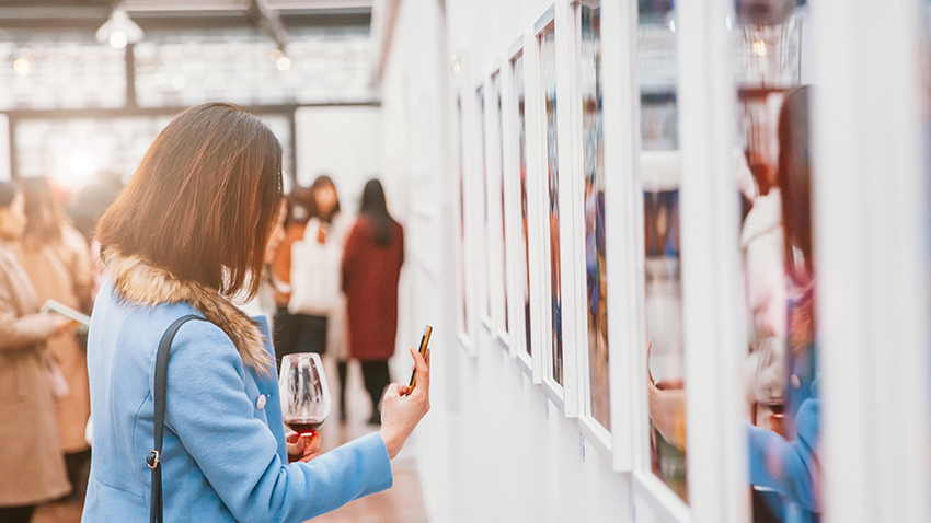 Art Gallery in Hamilton